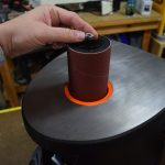 Wen Spindle Sander Assembly