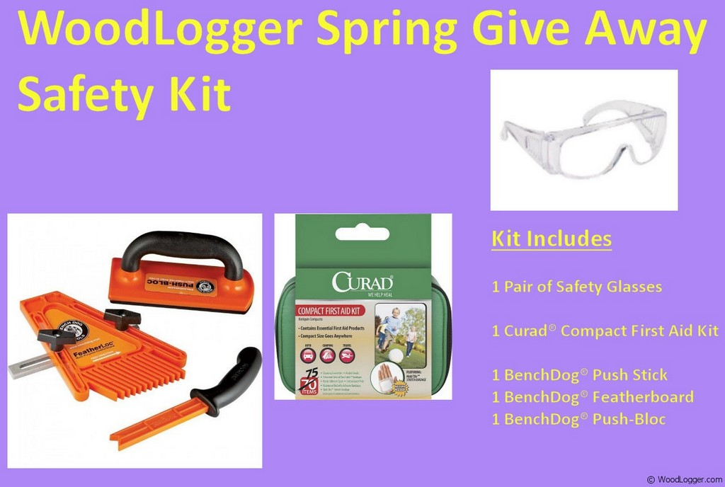 Spring 2017 Safety Kit Give Away