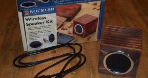 Speaker Cube