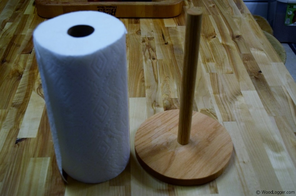 Photo of Make a Paper Towel Holder